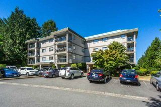 """Photo 1: 110 33090 GEORGE FERGUSON Way in Abbotsford: Central Abbotsford Condo for sale in """"Tiffany Place"""" : MLS®# R2193670"""
