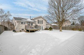 Photo 37: 22 Glenforest Road: Orangeville House (Sidesplit 4) for sale : MLS®# W5136445
