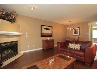 """Photo 3: 18650 65TH Avenue in SURREY: Cloverdale BC Townhouse for sale in """"RIDGEWAY"""" (Cloverdale)  : MLS®# F1215322"""