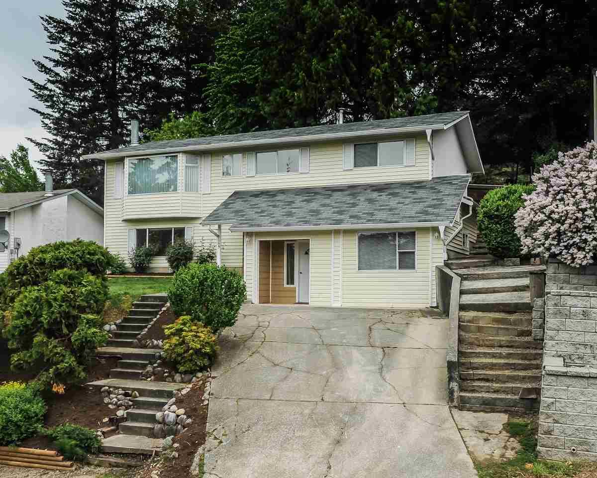 Main Photo: 8053 CARIBOU Street in Mission: Mission BC House for sale : MLS®# R2075749