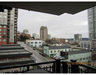 """Photo 10: 605 833 AGNES Street in New Westminster: Downtown NW Condo for sale in """"THE NEWS"""" : MLS®# V803624"""