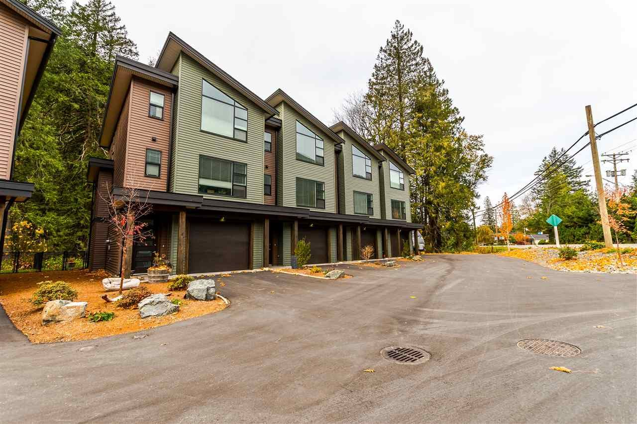 """Main Photo: 2 520 HOT SPRINGS Road: Harrison Hot Springs Townhouse for sale in """"BRANCHES BY THE LAKE"""" : MLS®# R2221684"""