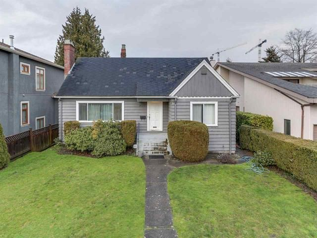 Main Photo: 1625 W 59TH AV in VANCOUVER: South Granville House for sale (Vancouver West)  : MLS®# R2133166