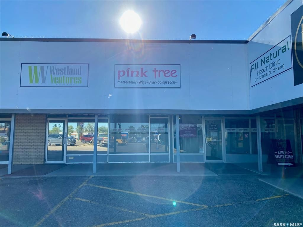 Main Photo: 3819 Albert Street in Regina: Parliament Place Commercial for sale : MLS®# SK859529