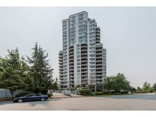 """Photo 1: P01 13880 101 Avenue in Surrey: Whalley Condo for sale in """"ODYSSEY TOWERS"""" (North Surrey)  : MLS®# R2195711"""