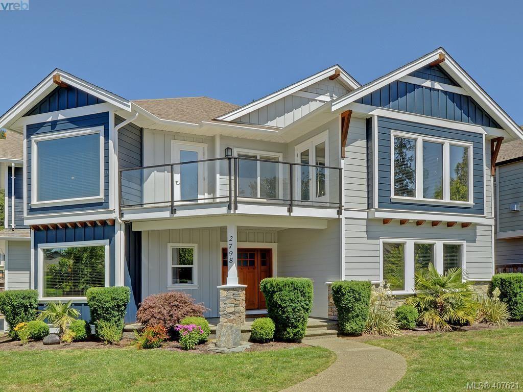 Main Photo: 2798 Guyton Way in VICTORIA: La Langford Lake House for sale (Langford)  : MLS®# 810078