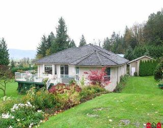 Photo 7: 3081 ELDRIDGE RD in Abbotsford: Sumas Mountain House for sale : MLS®# F2612754