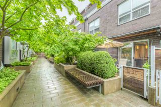 Photo 5: 2172 W 8TH AVENUE in Vancouver: Kitsilano Townhouse for sale (Vancouver West)  : MLS®# R2176303