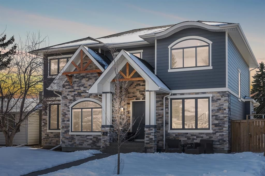Main Photo: 25 Windermere Road SW in Calgary: Wildwood Detached for sale : MLS®# A1073036