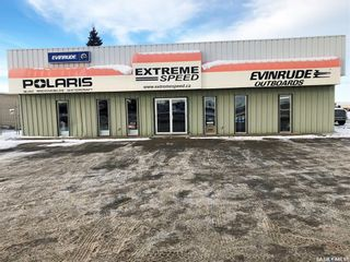 Photo 1: 101 9th Street West in Meadow Lake: Commercial for sale : MLS®# SK837886