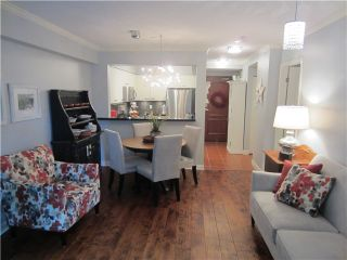 "Photo 2: 102 7380 ELMBRIDGE Way in Richmond: Brighouse Condo for sale in ""The Residences"" : MLS®# V1098805"
