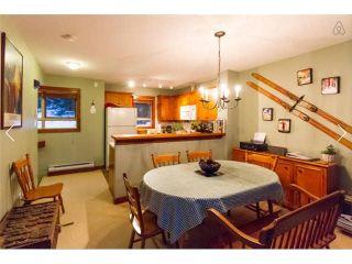 "Photo 6: 6 4661 BLACKCOMB Way in Whistler: Benchlands Townhouse for sale in ""TREELINE"" : MLS®# V1127525"