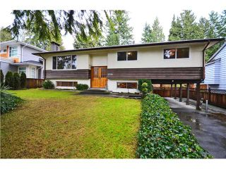 Photo 1: 2774 WILLIAM Avenue in North Vancouver: Lynn Valley House for sale : MLS®# V1041458