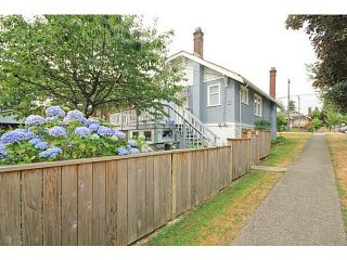 Photo 3: 3908 DUNBAR ST in Vancouver: Dunbar House for sale (Vancouver West)  : MLS®# V1133216