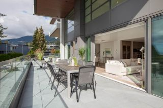 Photo 8: TH1 2289 BELLEVUE AVENUE in West Vancouver: Ambleside Townhouse for sale : MLS®# R2523435