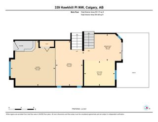 Photo 30: 339 Hawkhill Place NW in Calgary: Hawkwood Detached for sale : MLS®# A1125756