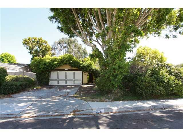 Main Photo: ENCINITAS House for sale : 3 bedrooms : 2031 Shadow Grove