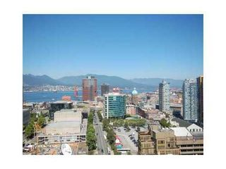 Photo 1: 3103 233 ROBSON Street in Vancouver West: Home for sale : MLS®# V1005889