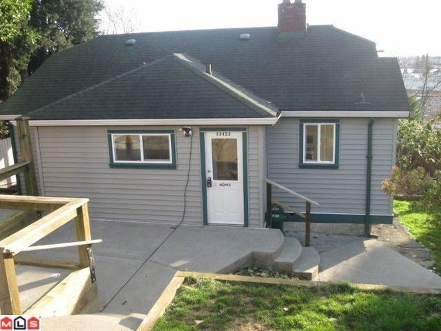 """Main Photo: 33453 1ST Avenue in Mission: Mission BC House for sale in """"MISSION"""" : MLS®# F1202889"""