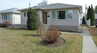 Photo 1: 410 Cabana Place in Winnipeg: Residential for sale (2A)  : MLS®# 1810085
