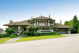 """Photo 1: 2 KINGSWOOD Court in Port Moody: Heritage Woods PM House for sale in """"The Estates by Parklane Homes"""" : MLS®# R2499314"""