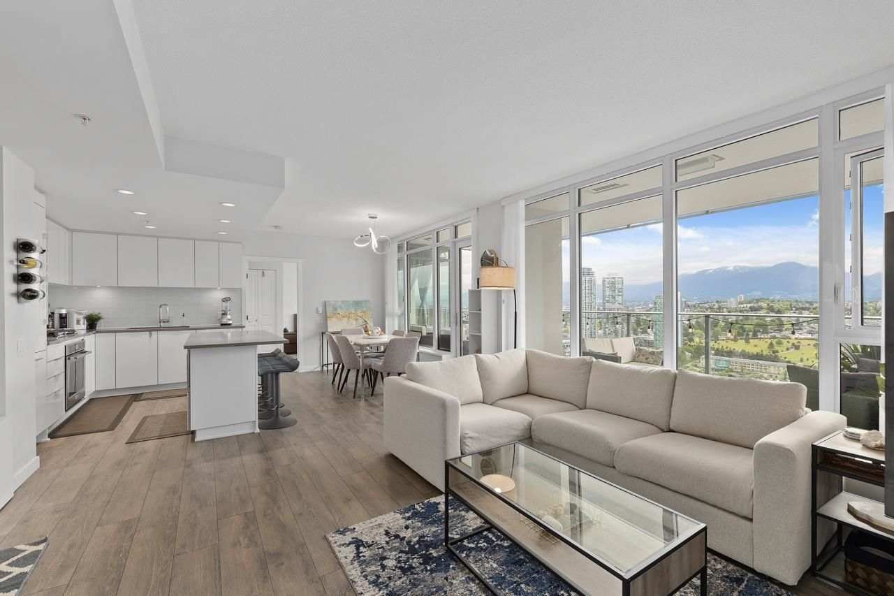 """Main Photo: 3607 2388 MADISON Avenue in Burnaby: Brentwood Park Condo for sale in """"FULTON HOUSE"""" (Burnaby North)  : MLS®# R2586137"""