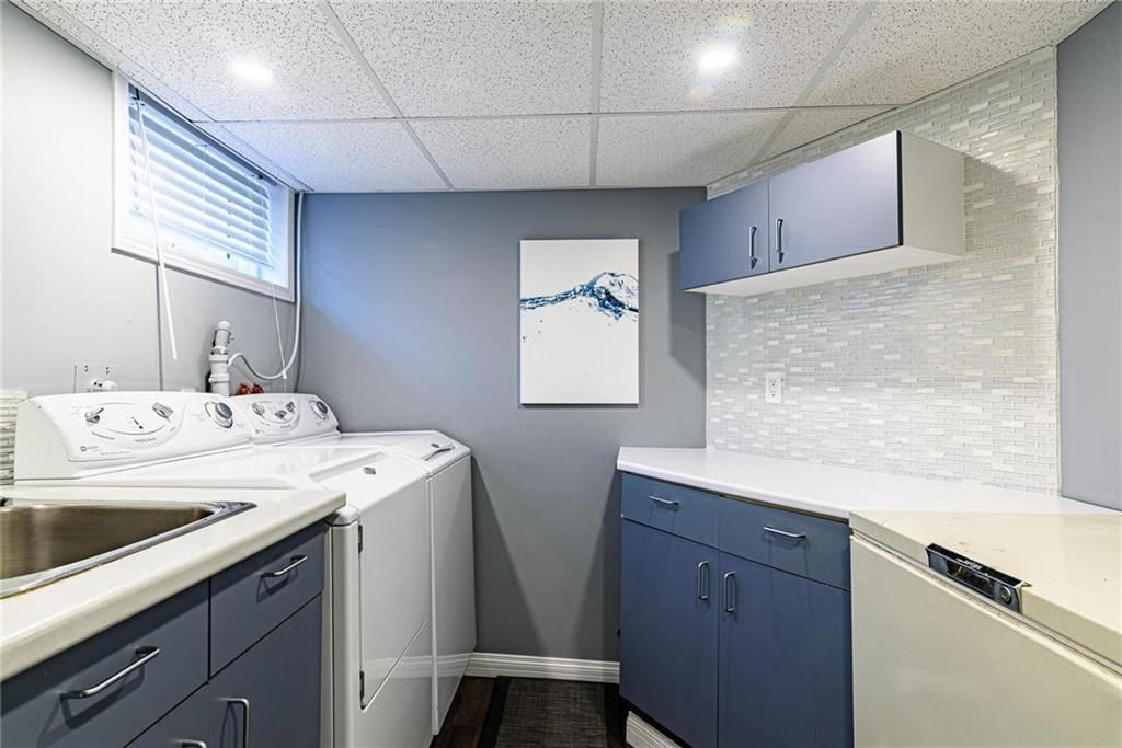 Photo 34: Photos: 603 Fleming Avenue in Winnipeg: Residential for sale (3B)  : MLS®# 202113289