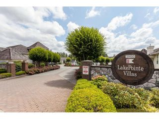 """Photo 40: 30 31450 SPUR Avenue in Abbotsford: Abbotsford West Townhouse for sale in """"Lakepointe Villas"""" : MLS®# R2475174"""