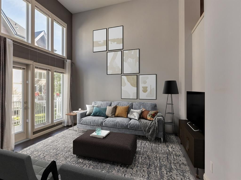 Main Photo: 1004 Wentworth Villas SW in Calgary: West Springs Row/Townhouse for sale : MLS®# A1029086