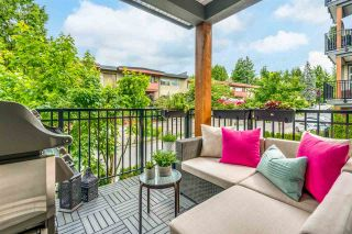 """Photo 17: 209 607 COTTONWOOD Avenue in Coquitlam: Coquitlam West Condo for sale in """"Stanton House by Polygon"""" : MLS®# R2589978"""
