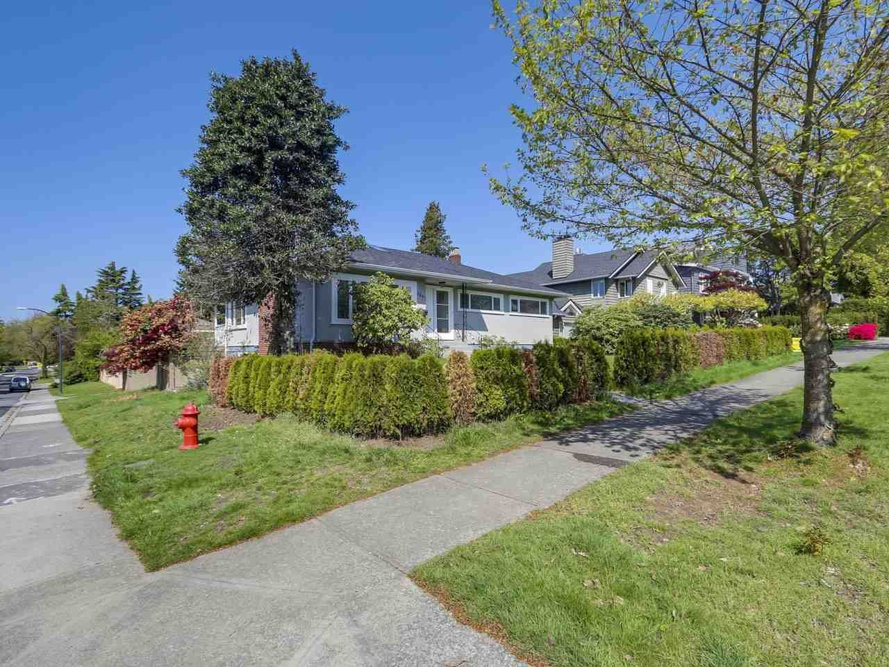Main Photo: 7491 LABURNUM Street in Vancouver: S.W. Marine House for sale (Vancouver West)  : MLS®# R2394134