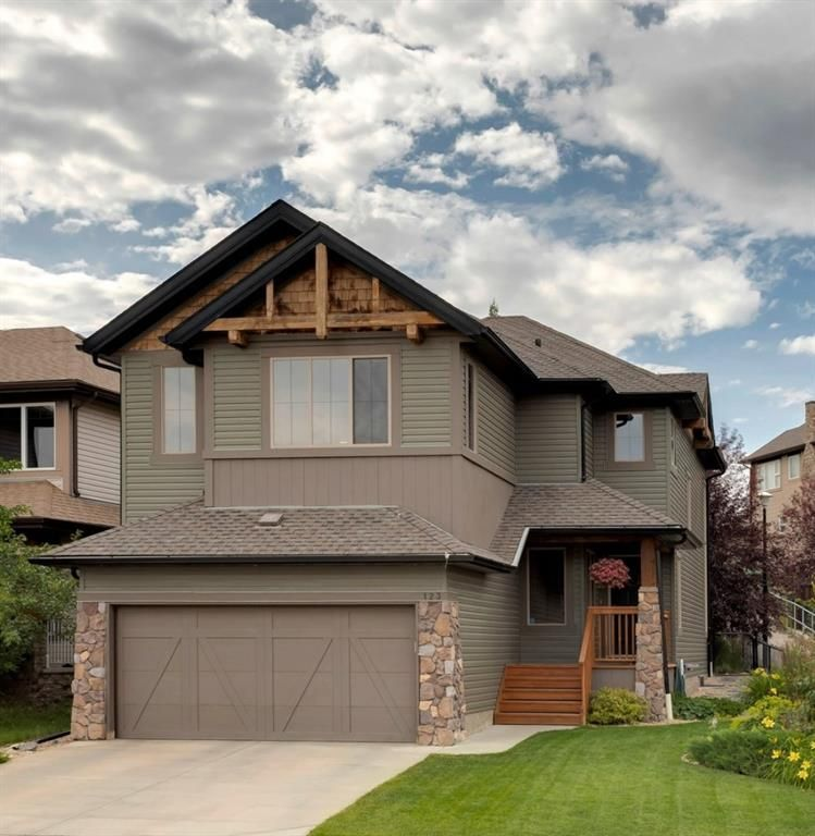 Main Photo: 123 Tremblant Way SW in Calgary: Springbank Hill Detached for sale : MLS®# A1022174