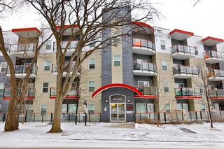 Photo 2: 402 10611 117 Street in Edmonton: Zone 08 Condo for sale : MLS®# E4224840