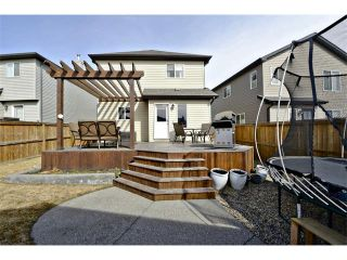 Photo 30: 178 MORNINGSIDE Gardens SW: Airdrie House for sale : MLS®# C4003758