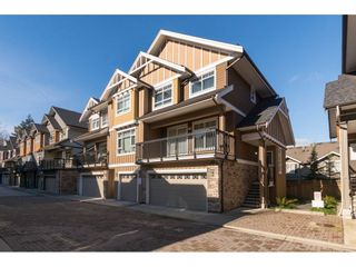 """Photo 1: 119 2979 156 Street in Surrey: Grandview Surrey Townhouse for sale in """"Enclave"""" (South Surrey White Rock)  : MLS®# R2240327"""