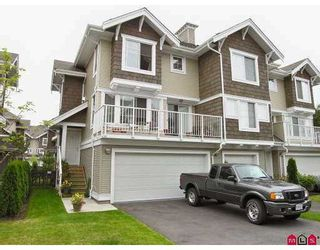 """Photo 1: 67 20760 DUNCAN WY in Langley: Langley City Townhouse for sale in """"Wyndham Lane"""" : MLS®# F2618219"""