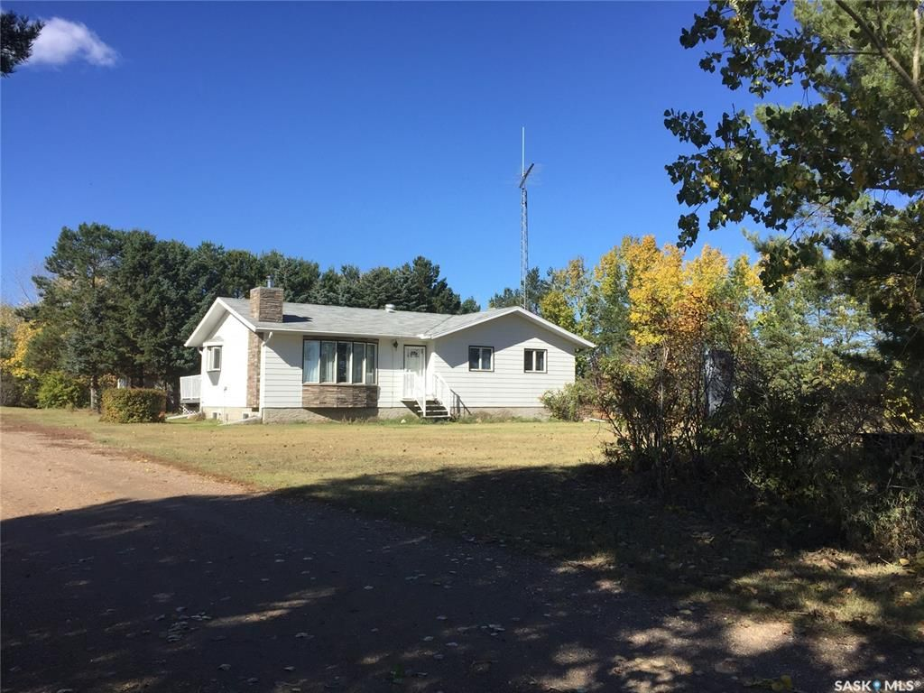 Main Photo: Boser Acreage in Grass Lake: Residential for sale (Grass Lake Rm No. 381)  : MLS®# SK871282