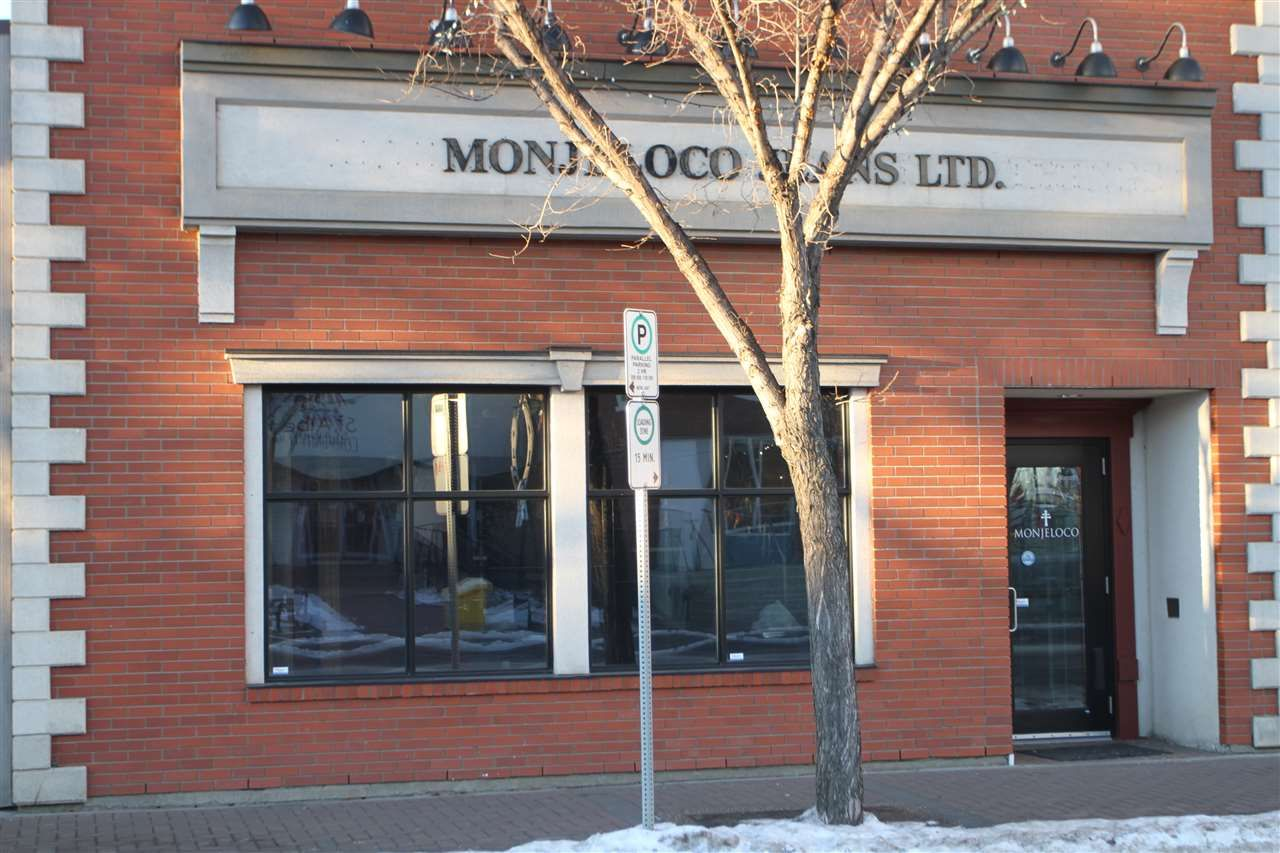 Main Photo: 103 20 Perron Street: St. Albert Retail for lease : MLS®# E4225238