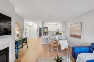 Photo 8: 108 2020 W 8 AVENUE in Vancouver: Kitsilano Townhouse for sale (Vancouver West)  : MLS®# R2585715