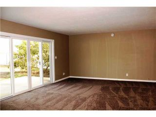 Photo 4: CHULA VISTA House for sale : 2 bedrooms : 1613 Marl Avenue