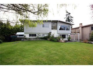 "Photo 1: 4928 58TH Street in Ladner: Hawthorne House for sale in ""Hawthorne"" : MLS®# V884423"