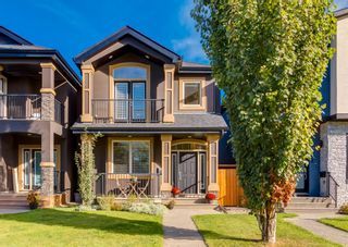 Main Photo: 1 1330 19 Avenue NW in Calgary: Capitol Hill Semi Detached for sale : MLS®# A1147722