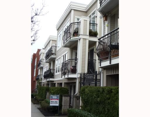"""Main Photo: 302 658 W 7TH Avenue in Vancouver: Fairview VW Condo for sale in """"LIBERTE"""" (Vancouver West)  : MLS®# V755658"""