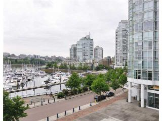 """Photo 10: 605 1067 MARINASIDE Crescent in Vancouver: Yaletown Condo for sale in """"QUAYWEST II"""" (Vancouver West)  : MLS®# V955642"""