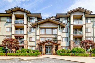 """Photo 1: 412 2038 SANDALWOOD Crescent in Abbotsford: Central Abbotsford Condo for sale in """"The Element"""" : MLS®# R2490142"""