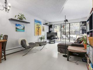 Photo 3: 101 2475 YORK Avenue in Vancouver: Kitsilano Condo for sale (Vancouver West)  : MLS®# R2557927