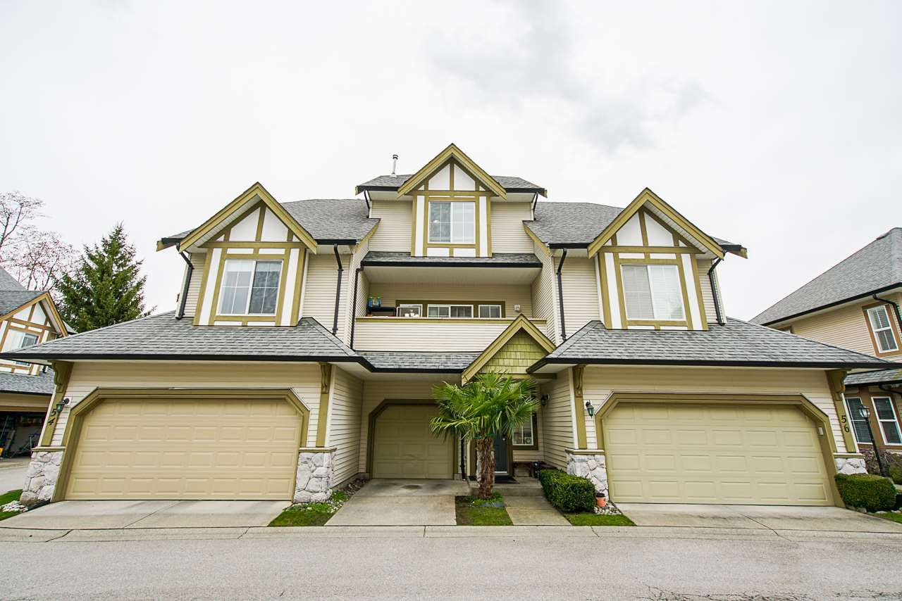 Main Photo: 55 18707 65 Avenue in Surrey: Cloverdale BC Townhouse for sale (Cloverdale)  : MLS®# R2562637