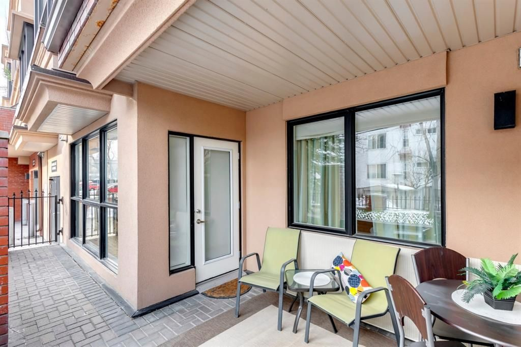 Photo 22: Photos: 105 1730 5A Street SW in Calgary: Cliff Bungalow Apartment for sale : MLS®# A1075033