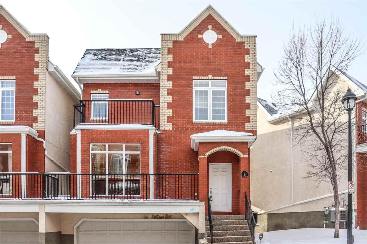 Main Photo: #6 8403 164 Avenue in Edmonton: Zone 28 Townhouse for sale : MLS®# E4229127