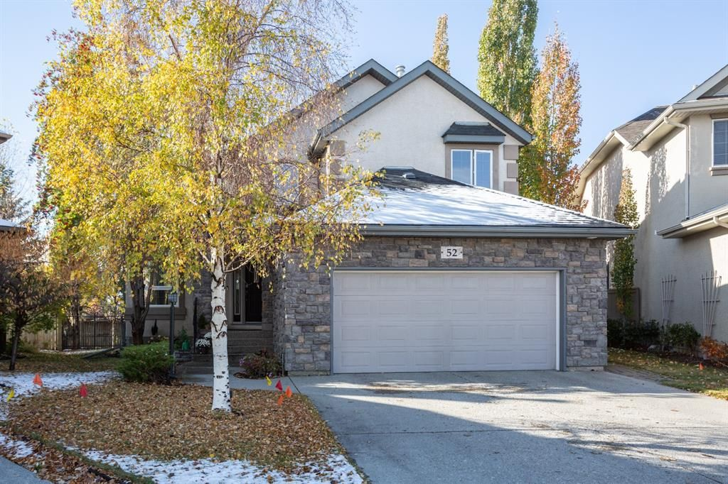 Main Photo: 52 Cranleigh Court SE in Calgary: Cranston Detached for sale : MLS®# A1042529